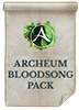 ARCHEUM BLOODSONG PACK