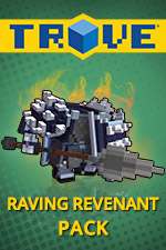 Raving Revenant Pack