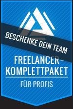 Beschenke dein Team: Atlas Reactor – Freelancer-Komplettpaket für Profis