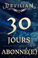 PASS ABONNÉ DE 30 JOURS