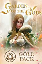 ArcheAge - Garten der Götter Gold-Paket