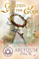 ArcheAge - Garden of the Gods Archeum Pack