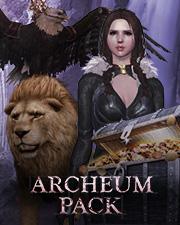 Akasch Invasion Archeum Pack