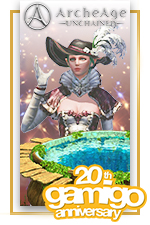 Celebration  Bundle - Gamigo 20th Anniversary