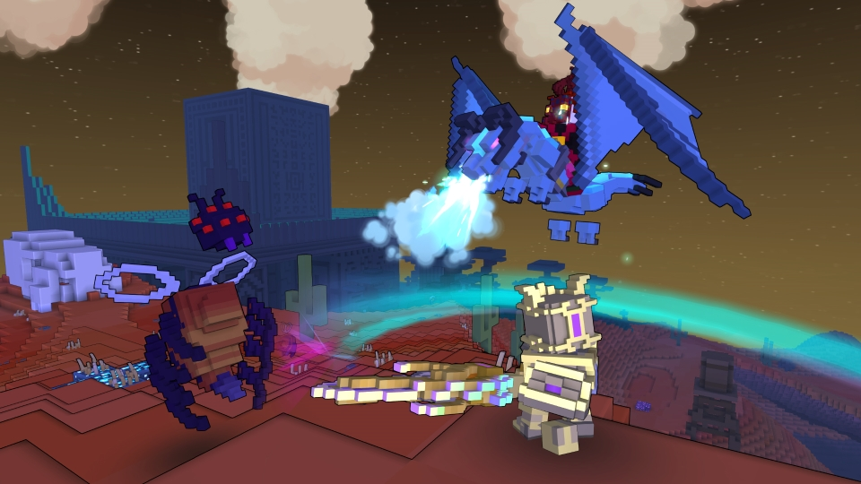 Trove missing on glyph launcher.