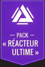 Atlas Reactor–Pack «Réacteur ultime»