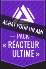 Achat pour un ami:Atlas Reactor–Pack «Réacteur ultime»