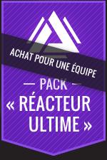 Achat pour une équipe:Atlas Reactor–Pack «Réacteur ultime»