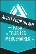 Achat pour un ami:Atlas Reactor–Pack «Tous les mercenaires»